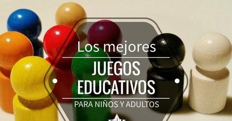 AYUDA PARA MAESTROS: Los mejores juegos educativos para niños y adultos | educa con tics | Scoop.it
