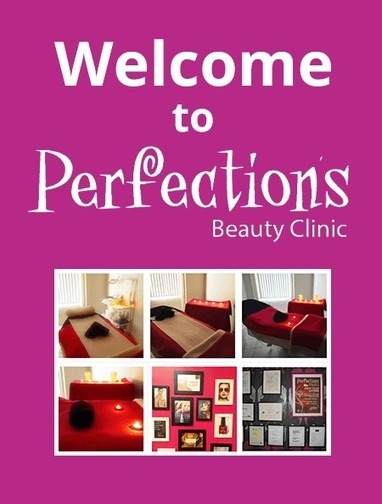 Perfections Beauty Clinic | Beauty Salon Treatments in Larne | Responsive Website Design | Scoop.it
