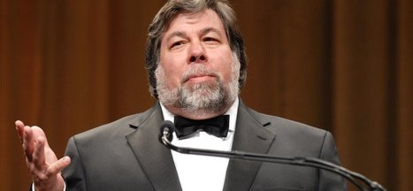 Steve Wozniak: Computers Won't Be Smarter than People | Executive Coaching Growth | Scoop.it