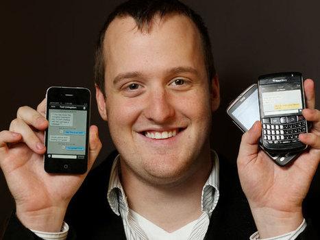 Canadian chat app Kik hits 50 million users | The Tech World | Scoop.it
