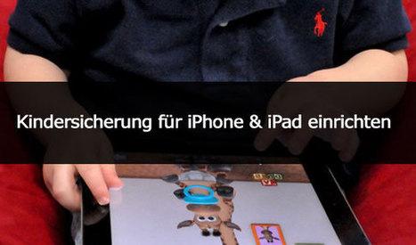 Kindersicherung für iPhone & iPad einrichten (Anleitung) - Giga.de | iPad in der Schule | Scoop.it