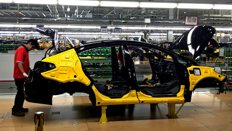 Despite fears, Mexico's manufacturing boom is lifting U.S. workers   Glopol Dev   Scoop.it