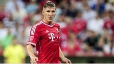 Schweinsteiger back in Bayern training | Munchen Bayern Soccer League | Scoop.it