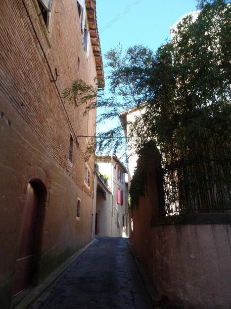 Ruelles gaillacoises ce dimanche | The Blog's Revue by OlivierSC | Scoop.it