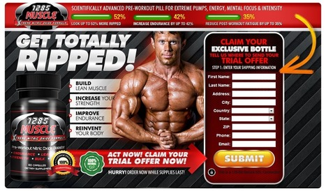 1285 Muscle Building Supplement Reviews – Should you Buy this Formula? | Useful for the development of lean muscle mass | Scoop.it