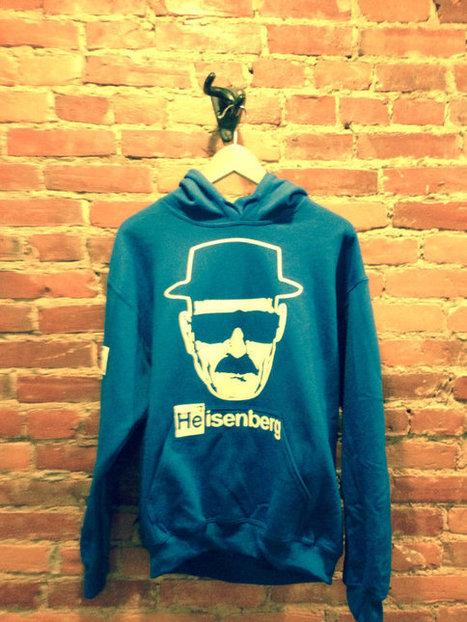Heisenberg Hoodie | Breaking Bad Sweatshirt | Fashion Shirt | Scoop.it