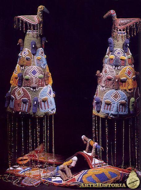 Yoruba, Benin, Nupe y Kanem Bornu - Contextos - ARTEHISTORIA V2   Ritos del Continente Negro   Scoop.it