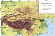 The origins of wheat in China and potential pathways for its introduction: A review | Ethnobotany: plants and people | Scoop.it