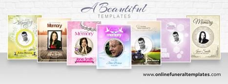 Online Funeral Templates Blog How We Work | Catholic Funeral Program | Scoop.it