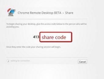 Free Technology for Teachers: Provide Tech Help Remotely via Chrome Remote Desktop | Techy Stuff | Scoop.it