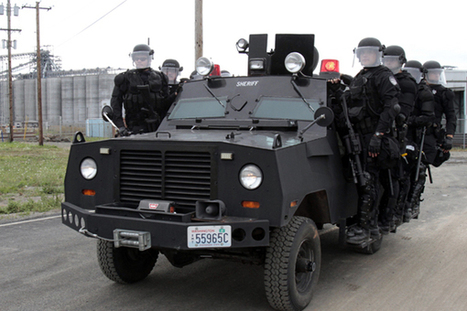 DHS Are Militarizing Local Police to Create Federalized Law Enforcement Agencies | News You Can Use - NO PINKSLIME | Scoop.it