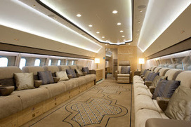 PHOTOS: First look inside Boeing's BBJ 3 private jet, based on the 737-900ER | KEVELAIR NEWS | Scoop.it