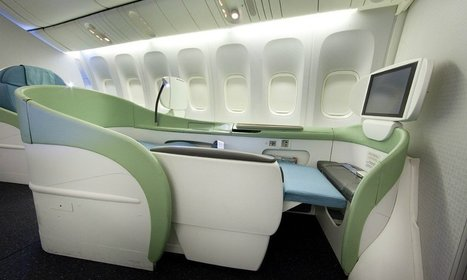 The 10 cushiest first class plane cabins in the world | Aviation & Airliners | Scoop.it