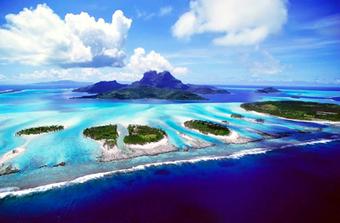 Bora Bora World Unbelievable Island of French Polynesia. | Make a Trip & Travel to the beach. | Scoop.it