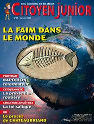 La faim dans le monde   Citoyen Junior n° 27   Citoyen Junior   Scoop.it