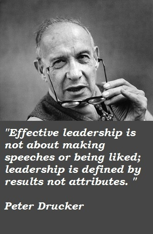 Effective leadership is about results | The Key To Successful Leadership | Scoop.it