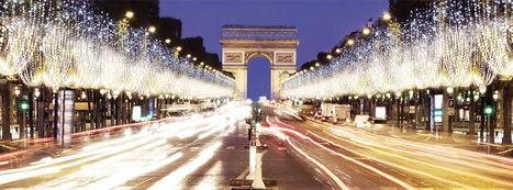 El Conde. fr: Les illuminations de Noël sur les Champs Elysées | Remue-méninges FLE | Scoop.it