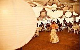 La folie des lanternes en papier – Mariage en Vogue | Livraison chic Majordome pour faire du  cadeau un événement, offrir un cadeau, fleurs, macarons, maroquinerie, mariages, nantes | Scoop.it