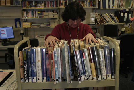 Readers win when libraries add e-books, but preserve print, as well | Librarysoul | Scoop.it