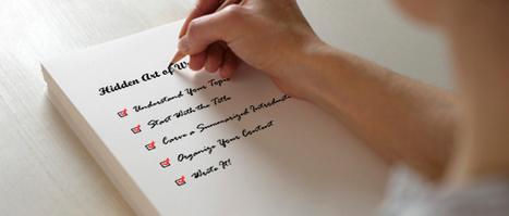 Hidden Art of Writing an Essay - Dissertation Online | Dissertation Online UK | Scoop.it