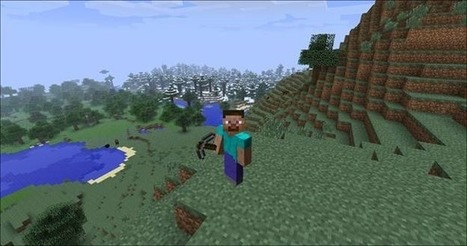 Minecraft Guide: Getting Started with Minecraft via (How To Geek) | Games and education | Scoop.it