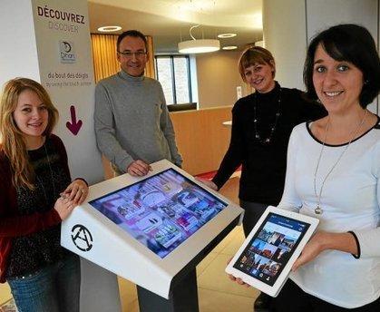 Tourisme.  L'office se veut « référent numérique » | Animation Numérique de Territoire | Scoop.it