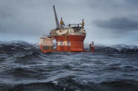 This Giant Oil Rig Could Usher in a Radically Altered Arctic | Sustain Our Earth | Scoop.it