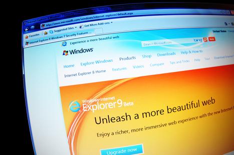 Internet Explorer 8, 9 and 10 die on Tuesday | Digital Culture | Scoop.it