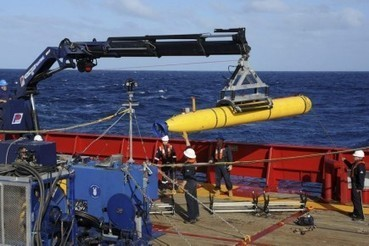MH370: un robot sous-marin reprend les recherches | Vol MH370 | Tout est relatant | Scoop.it