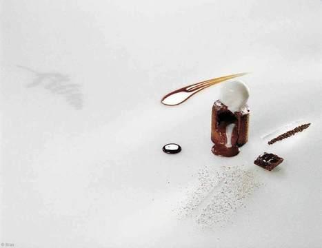 La recette du chef aveyronnais : le biscuit de chocolat coulant signé Bras | L'info tourisme en Aveyron | Scoop.it