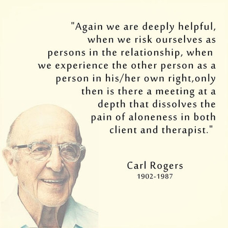 Agape: Carl Rogers | Counselling | Scoop.it