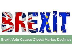 Brexit Vote Causes Global Market Declines - Modest Money | Modest Money | Scoop.it