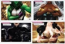 Le eroine dei cartoons contro il cancro al seno | DailyComics | Scoop.it