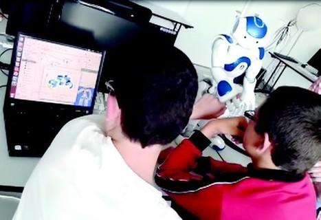 » Autisme : un robot pour communiquer | Aidants familiaux | Scoop.it