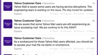 Yahoo Mail down multiple days, users vent frustration on Twitter - Los Angeles Times | Digital-News on Scoop.it today | Scoop.it