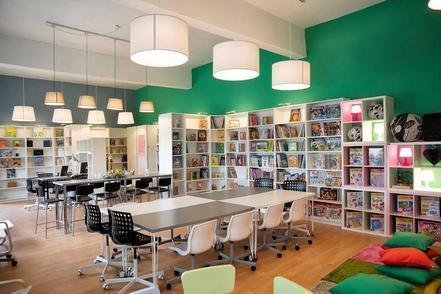 «ΔΗΜΟΣΙΟΓΡΑΦΟΙ ΣΕ ΔΡΑΣΗ» Χτίζουν παιδικές βιβλιοθήκες, επενδύουν στο μέλλον | University of Nicosia Library | Scoop.it