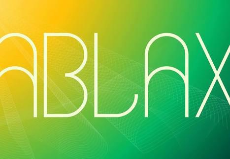 60+ best #free #fonts, Summer 2015 | Julien Canepa Logotype, Typographie... | Scoop.it