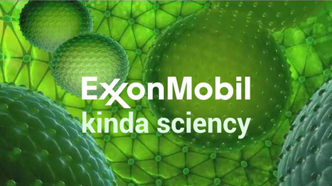 ExxonMobil Investigated for Possible Climate Change Deception | Sustainability Science | Scoop.it