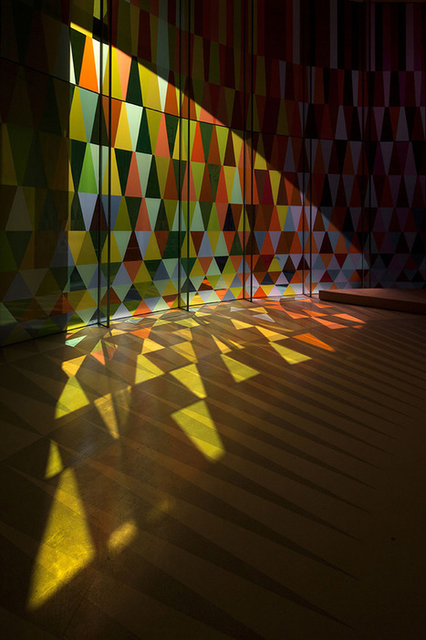 The Cool Hunter - Rainbow Chapel - Shanghai | Interior Design - Interiorisme | Scoop.it