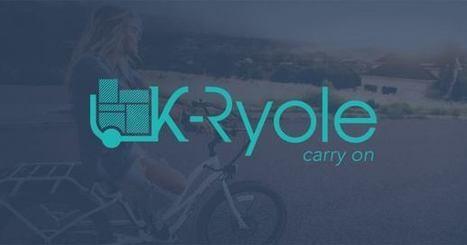 La remorque électrique intelligente K-Ryole - Ministère de l'Environnement, de l'Energie et de la Mer | Cleantech & smart city | Scoop.it