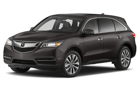 2014 Acura MDX SUV 3.5L 4dr | high definition cars wallpapers | Scoop.it
