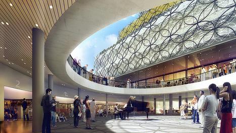 5 villes, 5 projets phares de bibliothèques   Lecture numérique et ebook en bibliothèque   Scoop.it