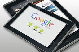 La première tablette Google sortirait en mai | Geeks | Scoop.it