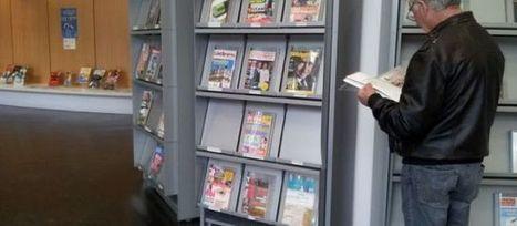 A Puteaux, la médiathèque ne veut plus des quotidiens | La vie de la cité | Scoop.it