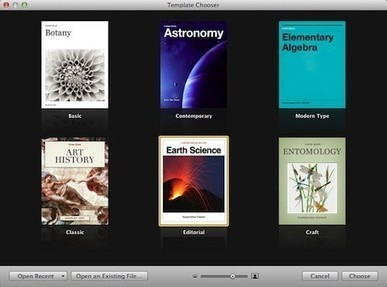 iBooks Author: An ebook publisher looks at Apple's textbook creation app | AppHappy! | Scoop.it