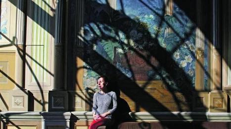 Maria João Luís - moderadora da Tertúlia FOLIO Educa, Óbidos 16 de Outubro | Volta a Portugal em bibliotecas | Scoop.it