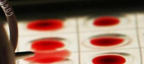 Científicos crean sangre artificial a partir de células madre | Blood Donation News | Scoop.it