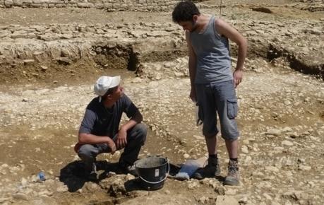 Alise-Sainte-Reine : des fouilles archéologiques ont été entreprises ... - Bien Public | Histoire et Archéologie | Scoop.it
