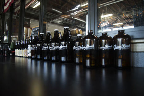 Sales of growlers pump up Florida craft brewers, please customers | International Beer News | Scoop.it