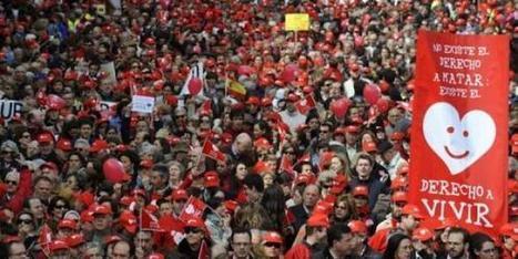 En Espagne, la droite reprend sa croisade contre l'avortement | Humanite | Union Européenne, une construction dans la tourmente | Scoop.it